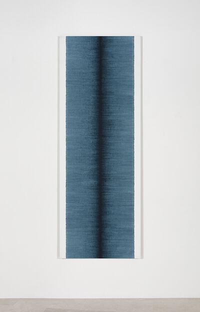 Irma Blank, 'Abecedarium 3-2-91', 1991