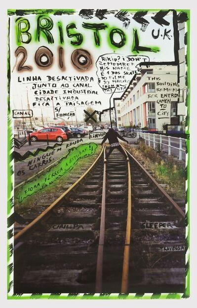 Carla Filipe, 'Railways - Bristol', 2010