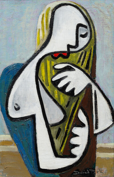 David Park, 'Untitled', c. 1949