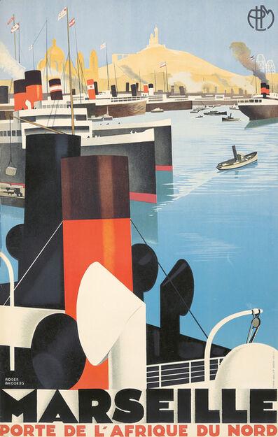 Roger Broders, 'Marseille / Porte de l'Afrique du Nord. ', 1929