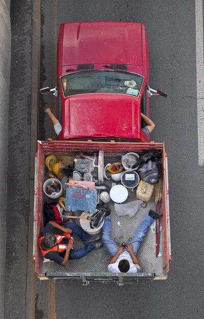 Alejandro Cartagena, 'Carpooler #33', 2011