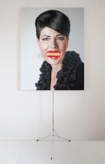 Elena Steiner, 'Ich achte stets auf meine Figur I', 2013