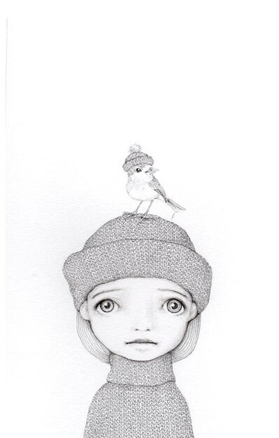 Jackie Case, 'Bird Brain', 2017