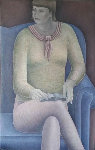 Ruth Addinall, 'Woman Reading', 2016