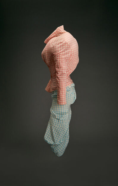 "Comme des Garçons, 'Jacket and Skirt', Spring–Summer 1997 collection, ""Body Meets Dress, Dress Meets Body"""