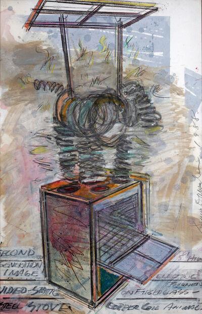 Dennis Oppenheim, 'Second Generation Image', 1988