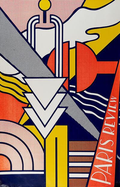 Roy Lichtenstein, 'Paris Review Poster', 1966