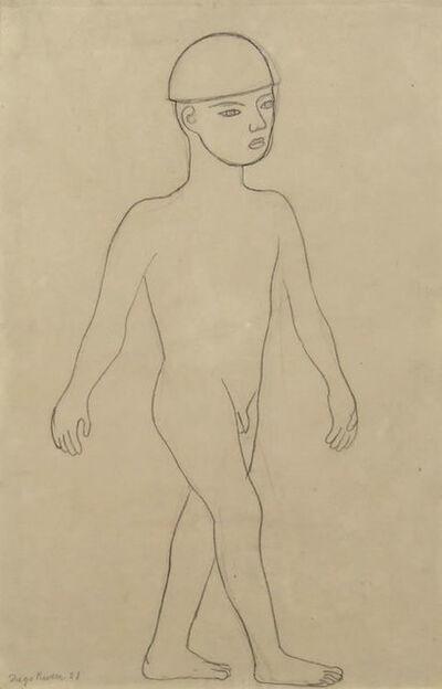 Diego Rivera, 'Nino', 1928