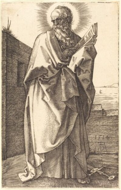 Albrecht Dürer, 'Saint Paul', 1514