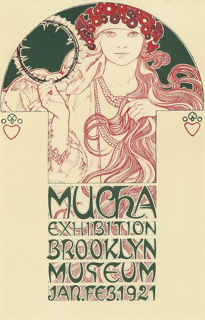 Alphonse Mucha, 'Brooklyn Museum', 1920