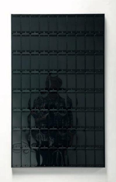 Hubertus Hamm, 'Portrait VII, 80 Mobiles', 2017