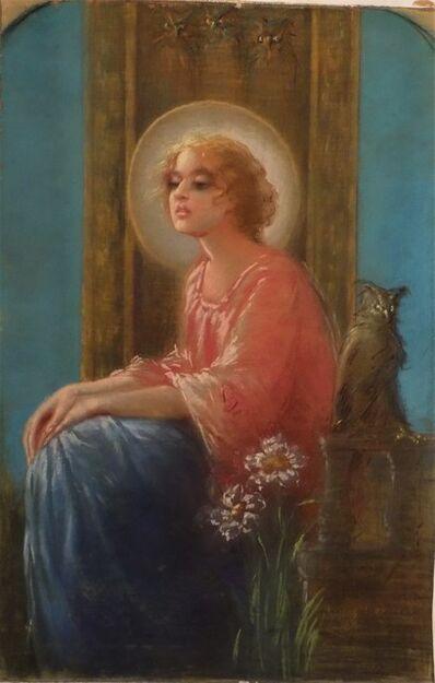 Alfredo Ramos Martínez, 'La Bienaventurada Virgen Maria', ca. 1905