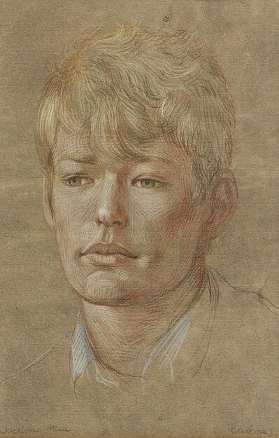 Paul Cadmus, 'Jackson Allen', 1966