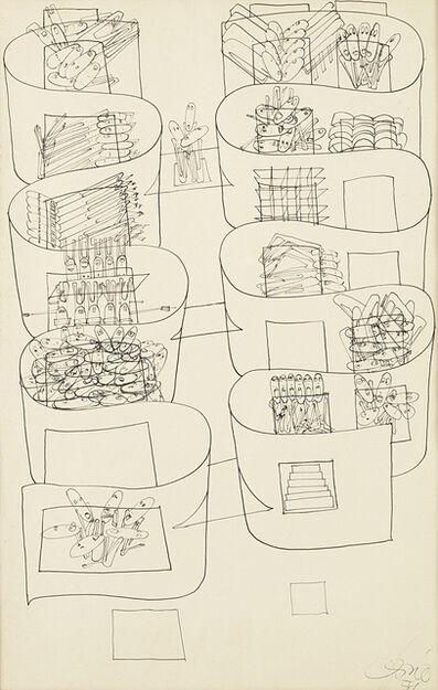 Erró, 'Senza titolo', 1959