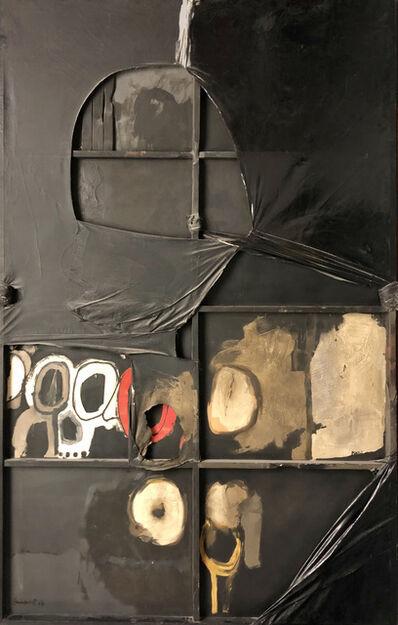 Josep Guinovart, 'Negre i brillantor', 1967