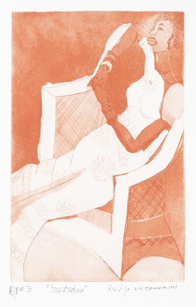 Dindga McCannon, 'Mercedes', 1971
