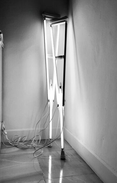 Bernardí Roig, 'Light Crutches', 2017