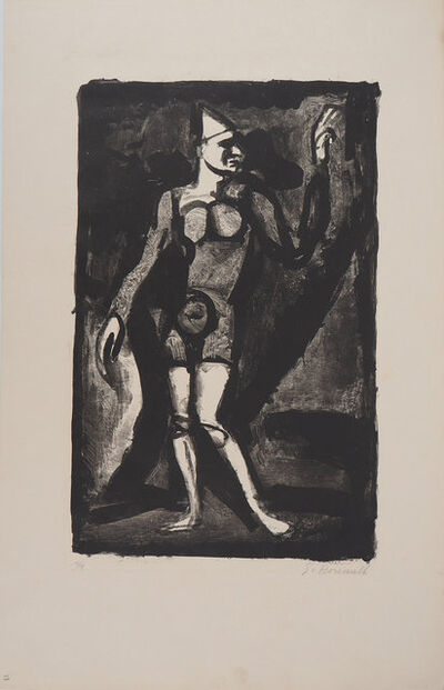 Georges Rouault, 'The Colonel Officer', 1932
