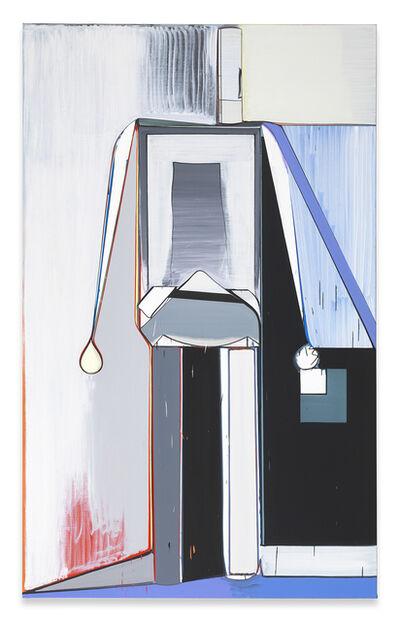 Thomas Scheibitz, 'Figur Staedler', 2012