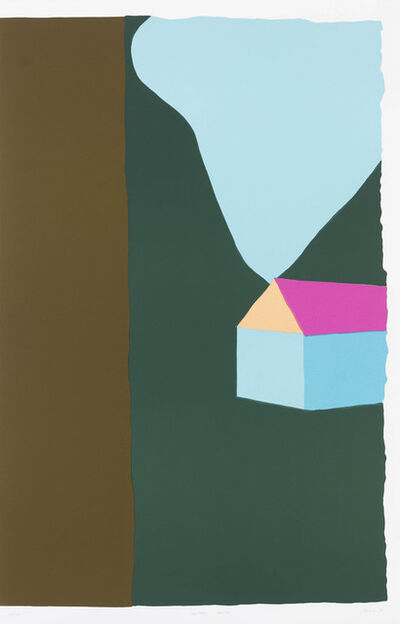 Gary Hume, 'School House', 2018