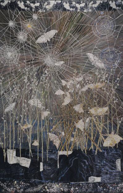 Kiki Smith, 'Spinners (Moths & Spider Webs)', 2014