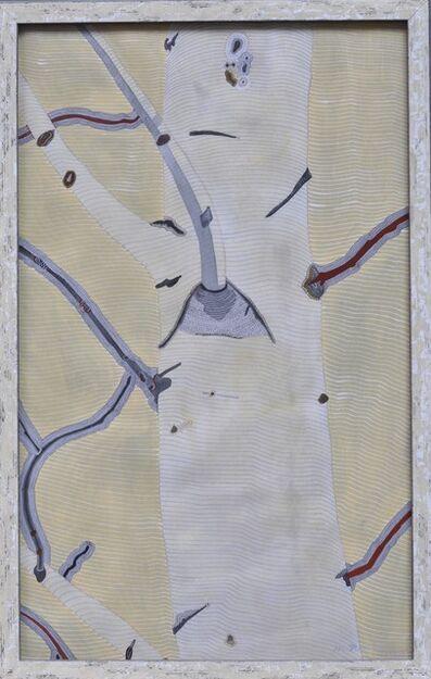 Meredith Nemirov, 'Aspen Lines I', 2015