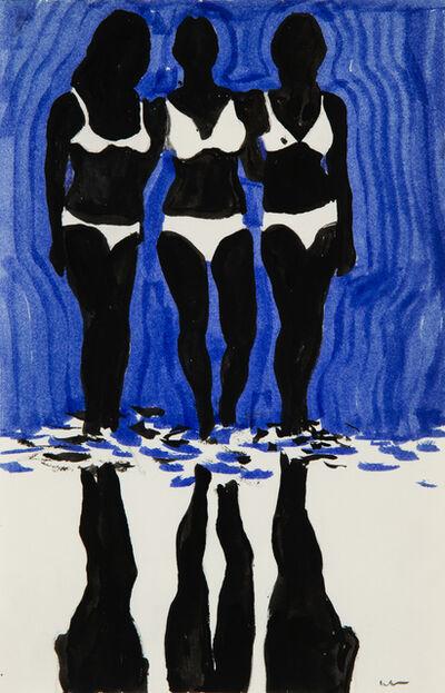 Idelle Weber, 'Babes', 1970s