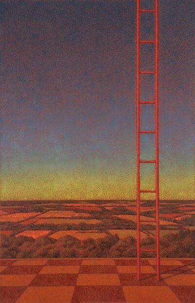 Xu Chenyang 徐晨阳, 'Ladder 3 梯之三', 2018
