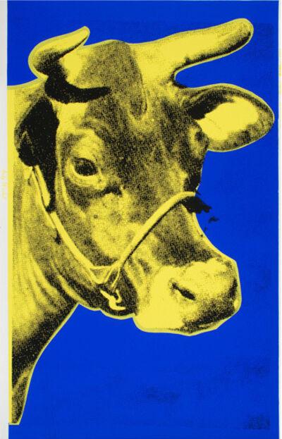 Andy Warhol, 'Cow (F & S 12)', 1971