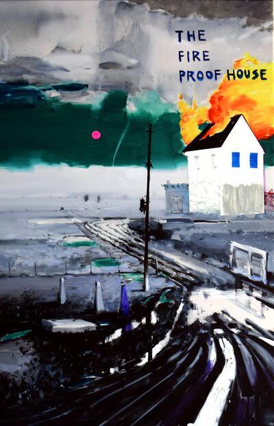 Tato Akhalkatsishvili, 'THE FIRE PROOF HOUSE', 2018
