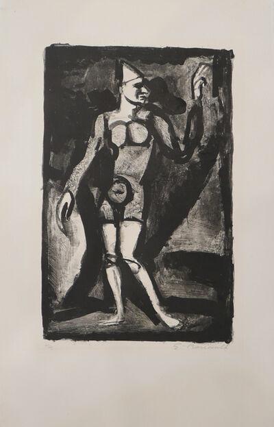 Georges Rouault, 'Le pitre', 1926