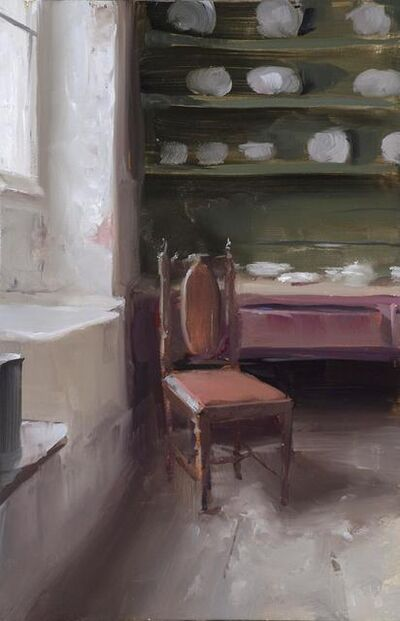 Kenny Harris, 'Study for Downstairs I', 2019