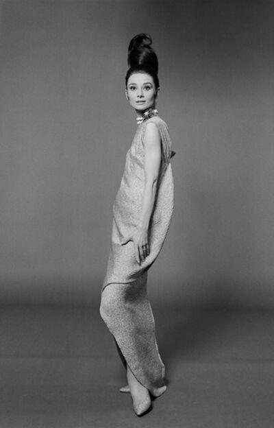 Bert Stern, 'Audrey Hepburn, Paris', 1967