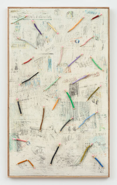 Ben Gocker, 'Pencils', 2019