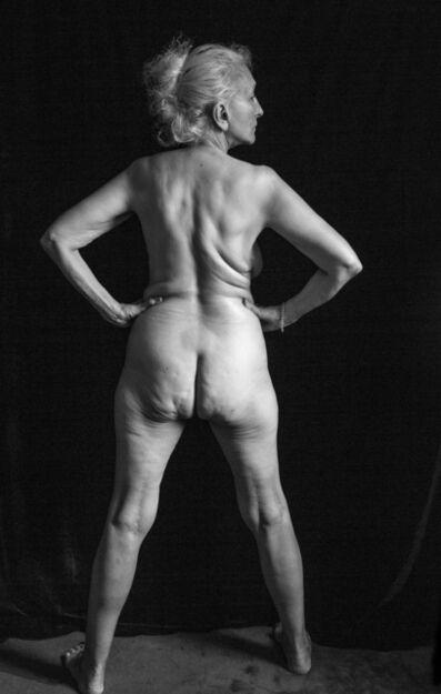 Anne Burlock Lawver, 'Unadorned 3-A'