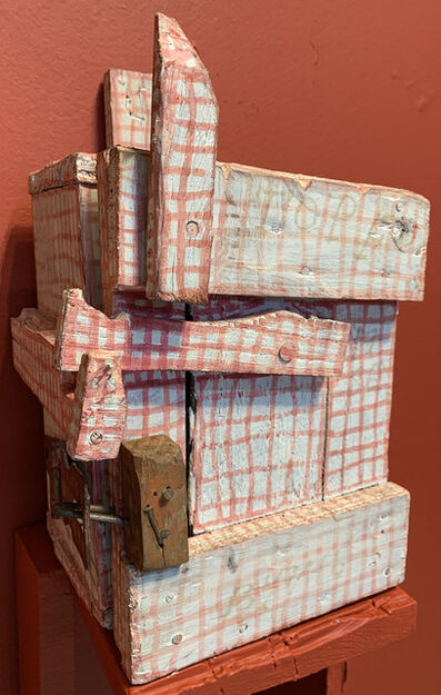 Armstrong Zebedee, 'Security Box', na