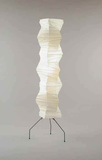 Isamu Noguchi, 'Akari Light Sculpture (UF4-33N)', 1984