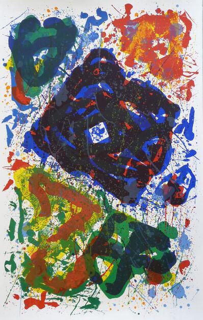 Sam Francis, 'L'Etoile (SF-364)', 1995