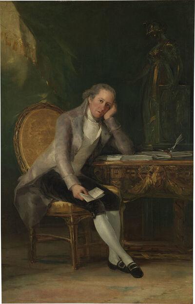 Francisco de Goya, 'Gaspar Melchor de Jovellanos', 1798