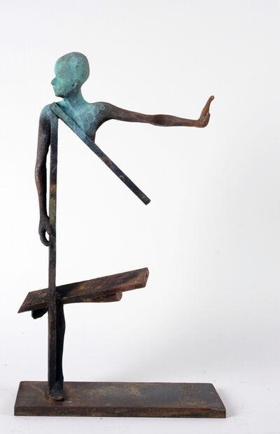Jesús Curiá, 'Cuatro', 2019