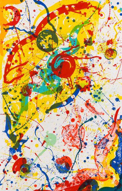 Sam Francis, 'Untitled (SF-340)', 1989