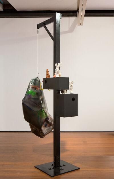 Mikala Dwyer, 'Shadow Lamp I', 2015
