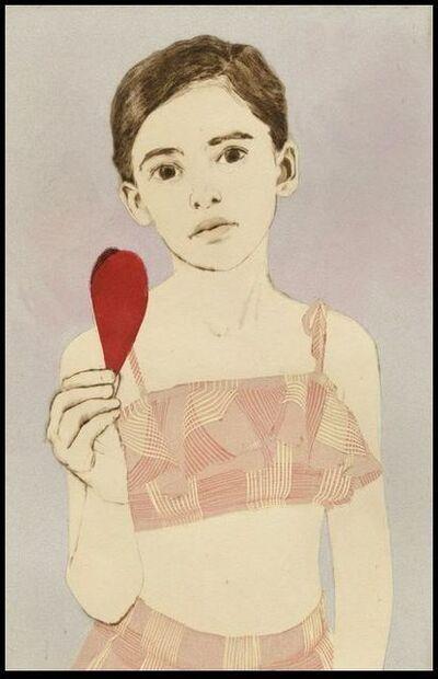 Ellen Heck, 'Folded', 2015