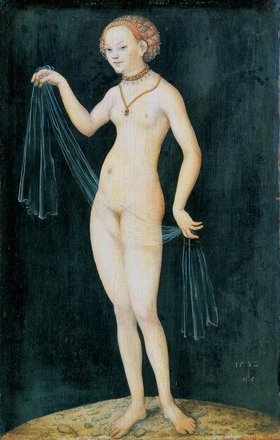 Lucas Cranach the Elder, 'Venus', 1532