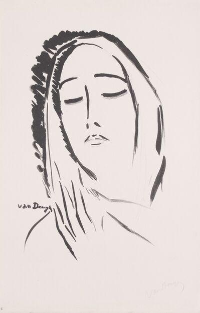 Kees van Dongen, 'L'Echarpe', 1924
