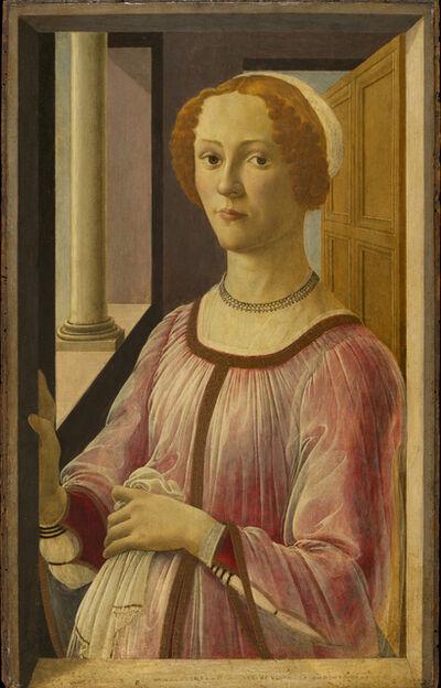 Sandro Botticelli, 'Smeralda Bandinelli', 1471