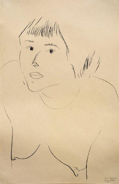 Henri Matisse, 'Les Yeux Noirs', 1913