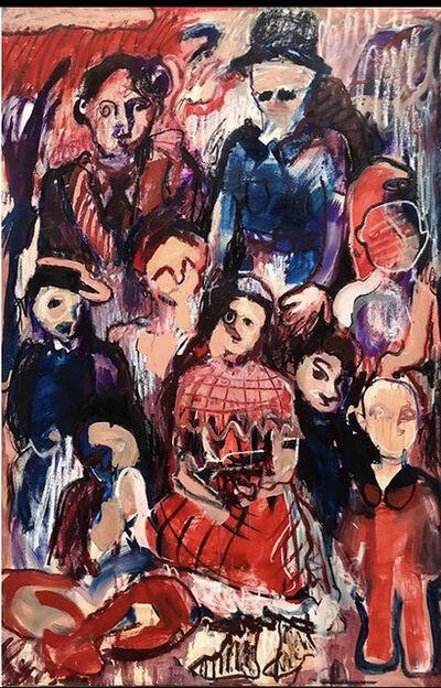 Katya Granova, 'Jewish Family', 2019