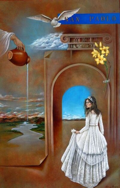 Fatima Marques, 'L´Incontro com la Divinitá'