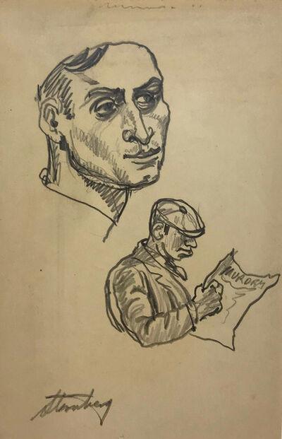 harry sternberg, 'Murder! circa', circa 1940